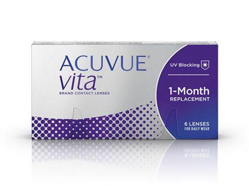 NEU: Acuvue Vita for Astigmatism