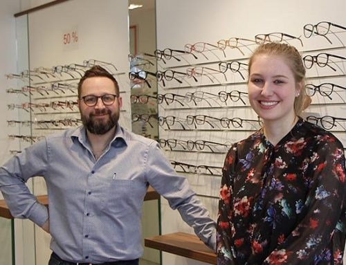 Mona Meyer neu bei Reitberger Optik