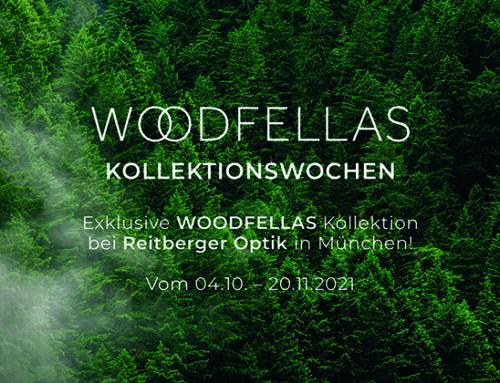 Woodfellas Kollektionswochen